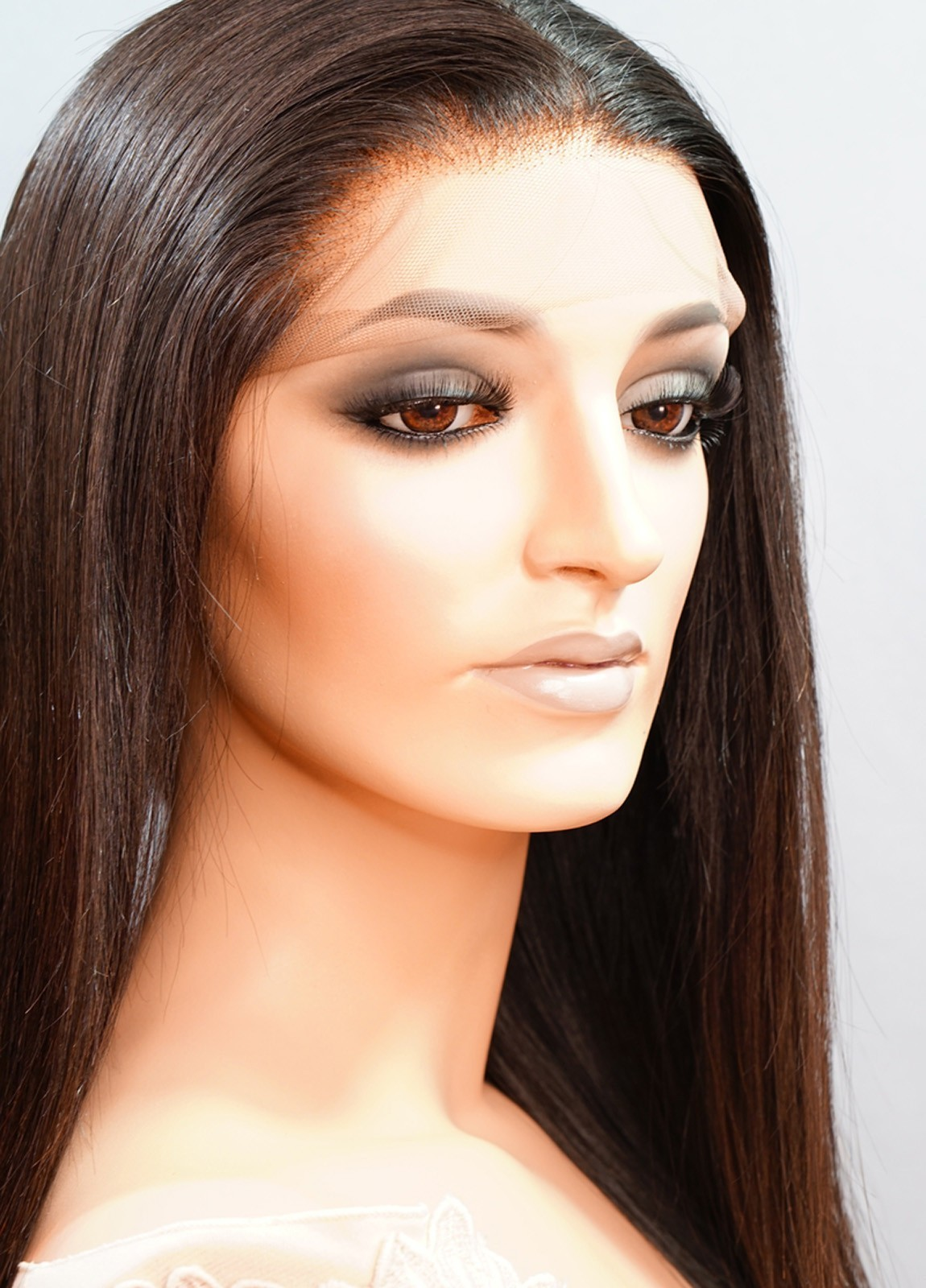 Claudia | Silk Top Full Lace Human Hair Wigs