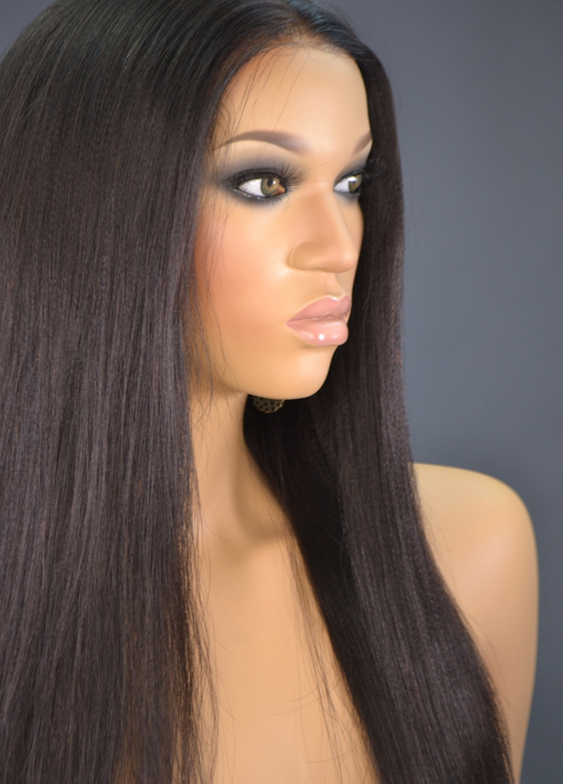 Faith | Yaki Straight Human Hair Wig