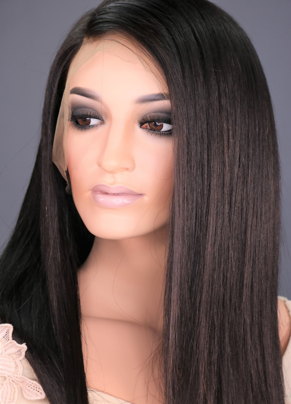 Hillary | Unprocessed Human Hair Lace Front Wigs