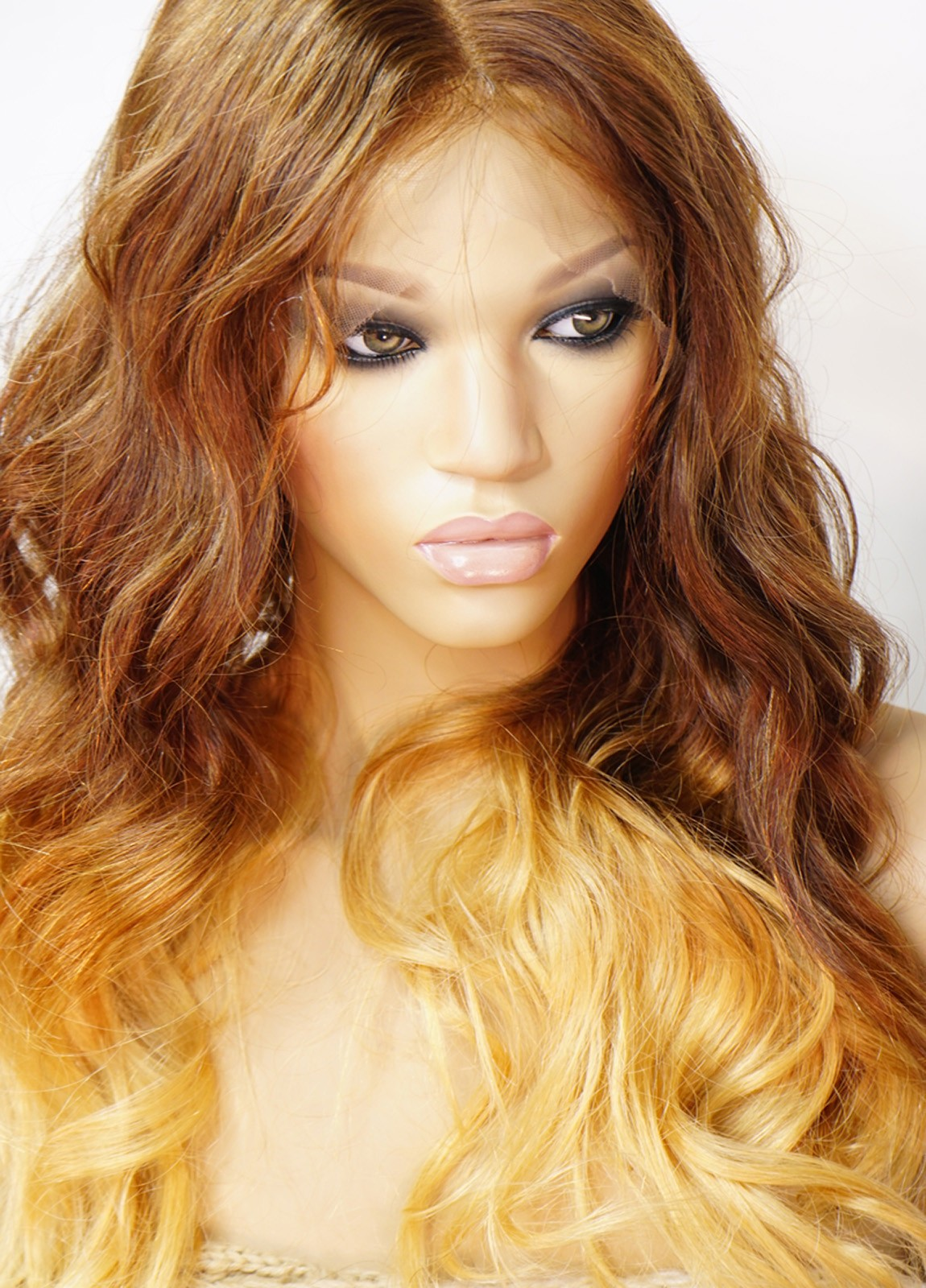 Janet | Silk Top Lace Wigs in Stock