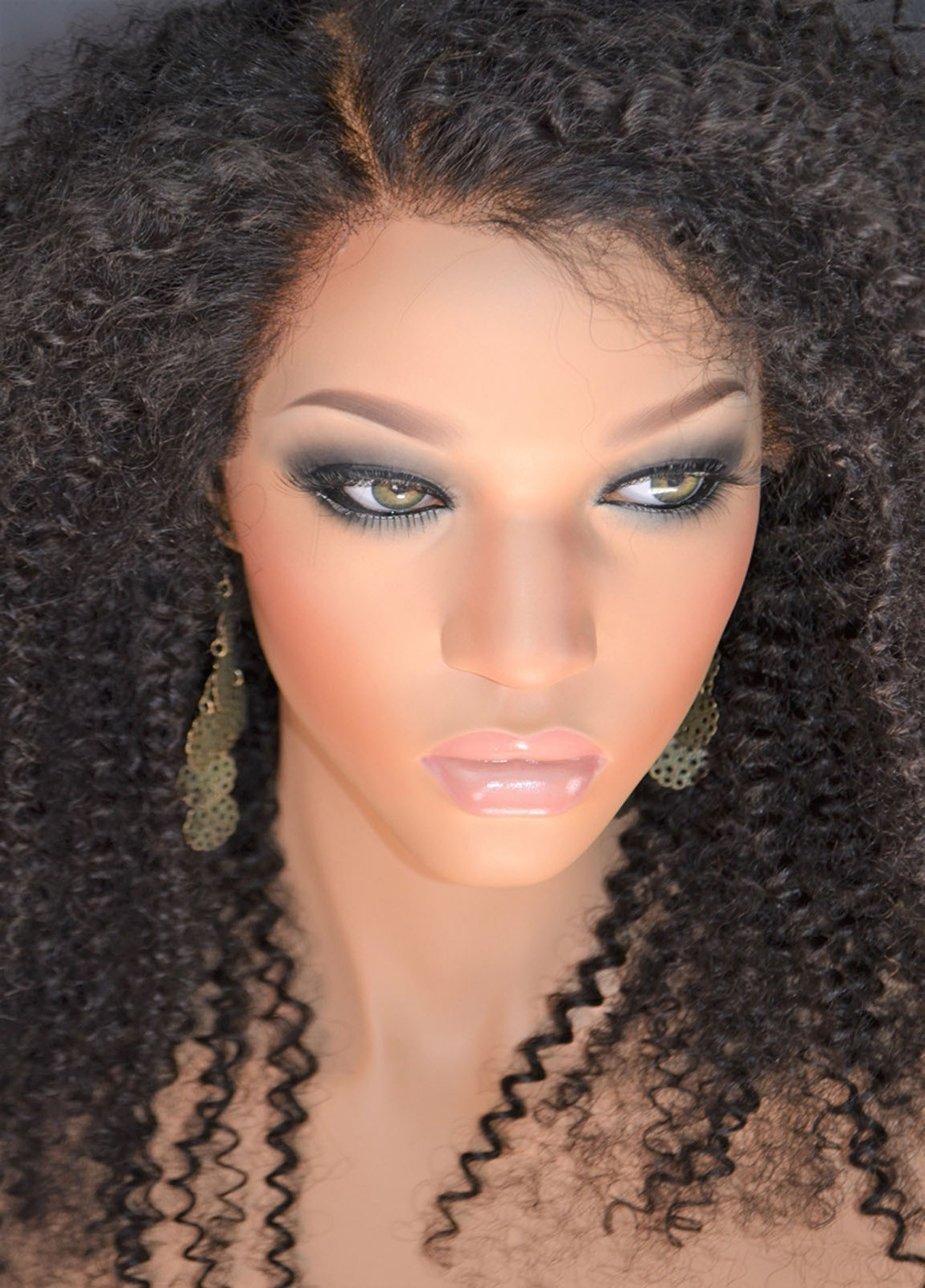 Karen | Curly Wigs for African American Women