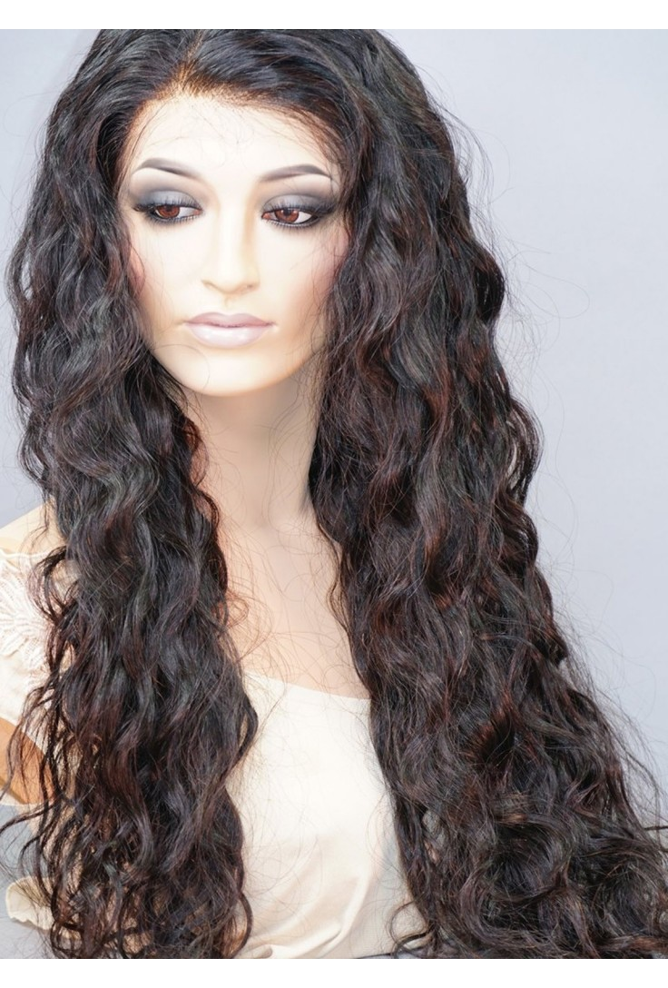 Lynn | Glueless Full Lace Human Hair Wigs with Baby Hair