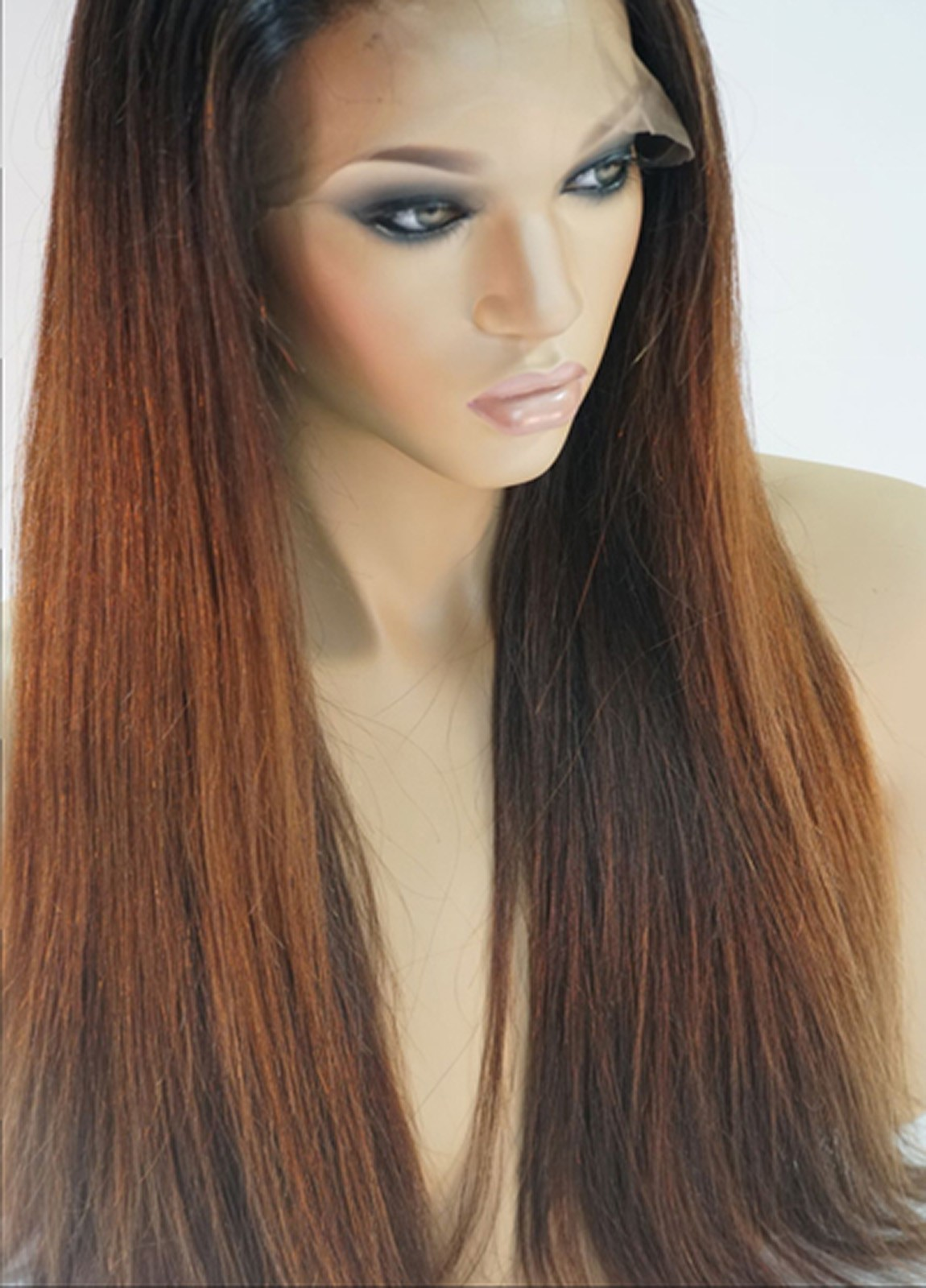 Demi | Long Full Lace Human Hair Wigs