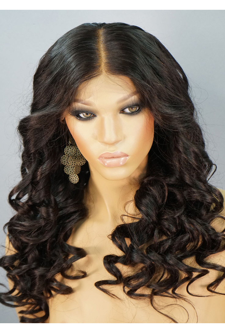 Caroline | Real Human Hair Lace Front Wigs