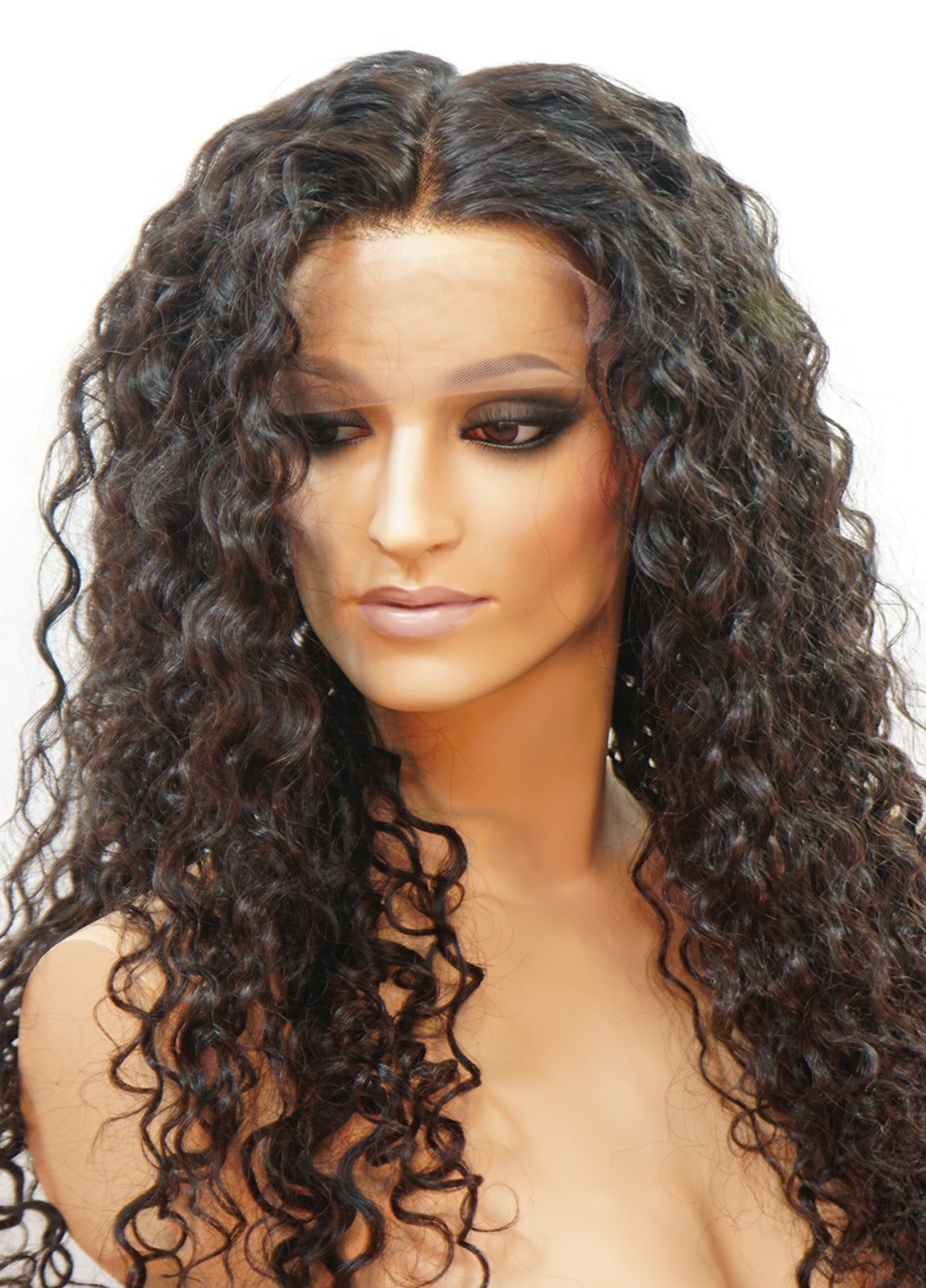 Cora| Full Lace Curly Human Hair Wigs