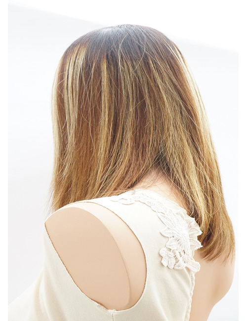 Blonde Bob Lace Front Wigs Human Hair