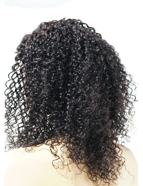Short Curly Wigs for African American Women
