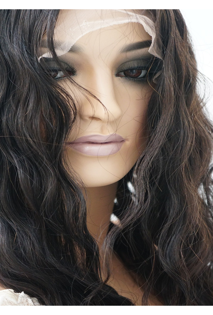 Wet and Wavy Lace Front Wig Glueless