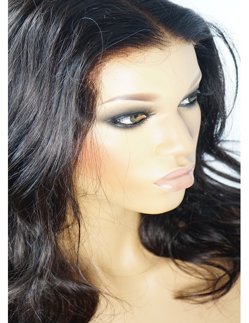 Best glueless lace front wigs