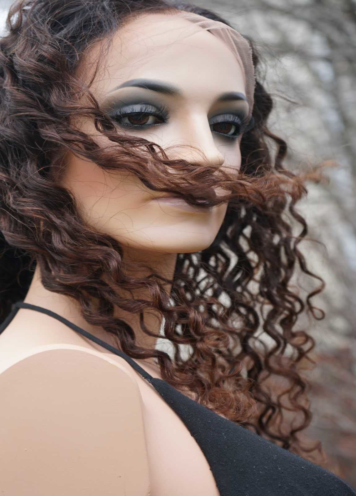 Real Hair Wigs for Alopecia Patients