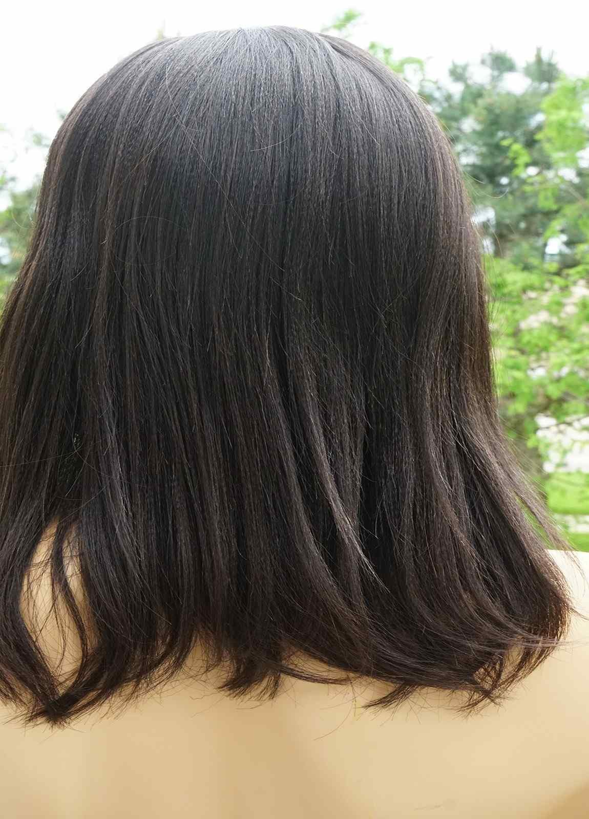 African American Wigs for Alopecia