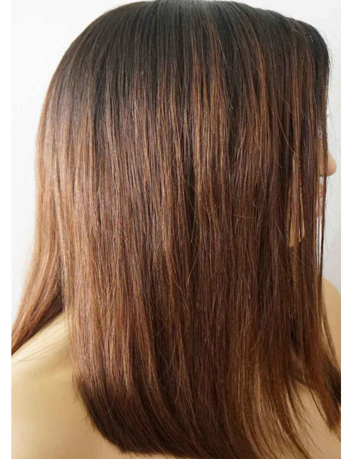 Long Bob Wigs for African American
