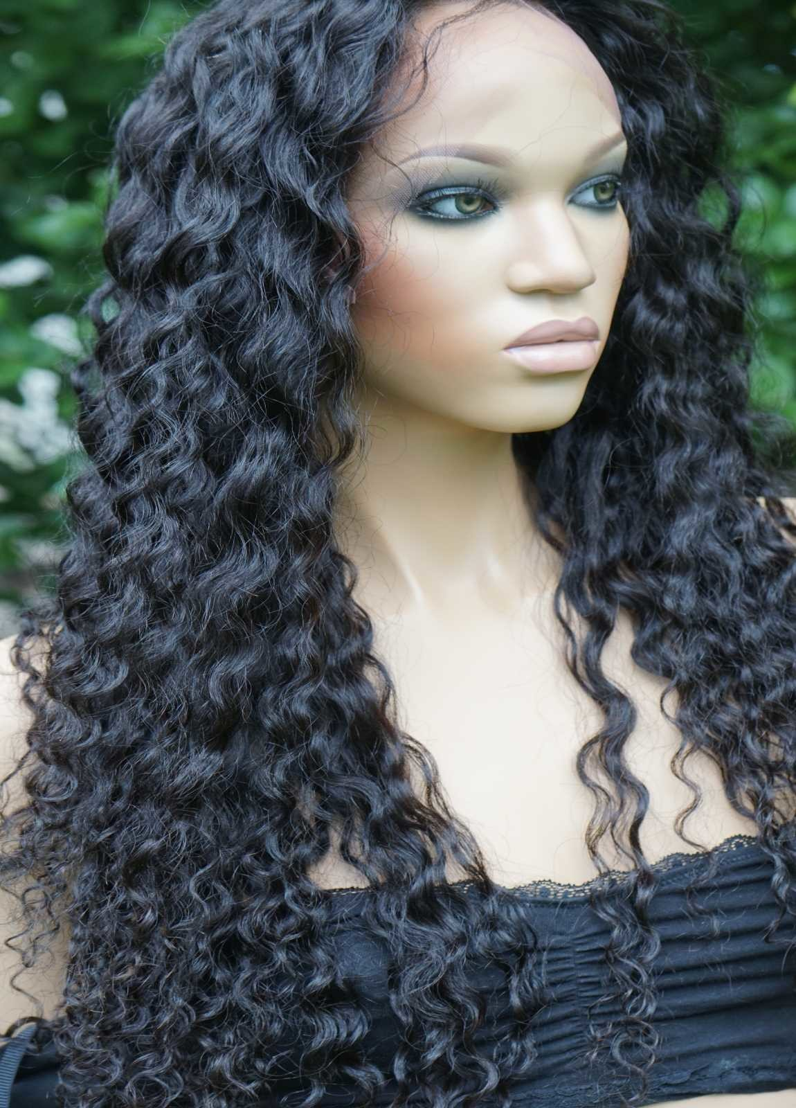 Curly Wigs For African American Women