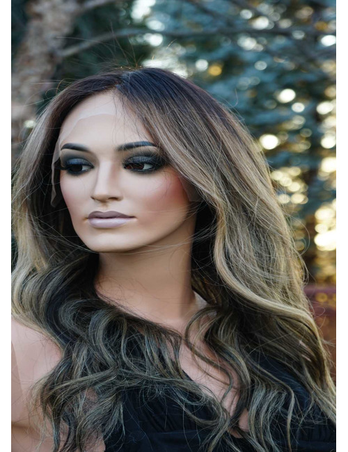 Glueless Remy Lace Front Wigs