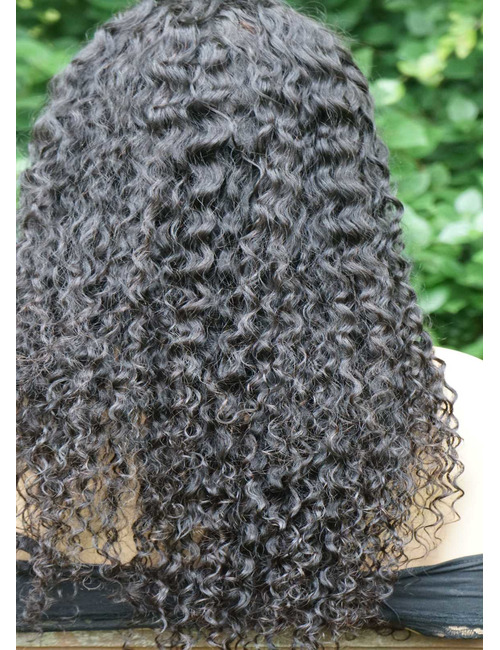 Big Curls Lace Front Wigs
